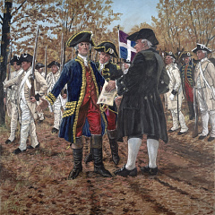 Arrest of Rochambeau