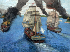 British Panic on the Sakonnet