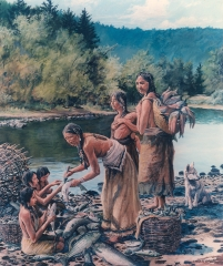 Fishing on the Quinabaug