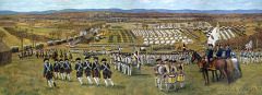 French Army Encampment at East Hartford, October-November 1782