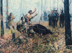The Spread of the Atlatl